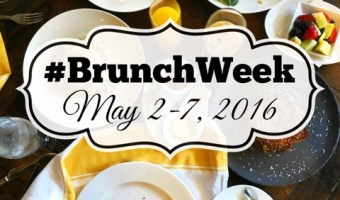 The Waiting is Over! BrunchWeek is Here!