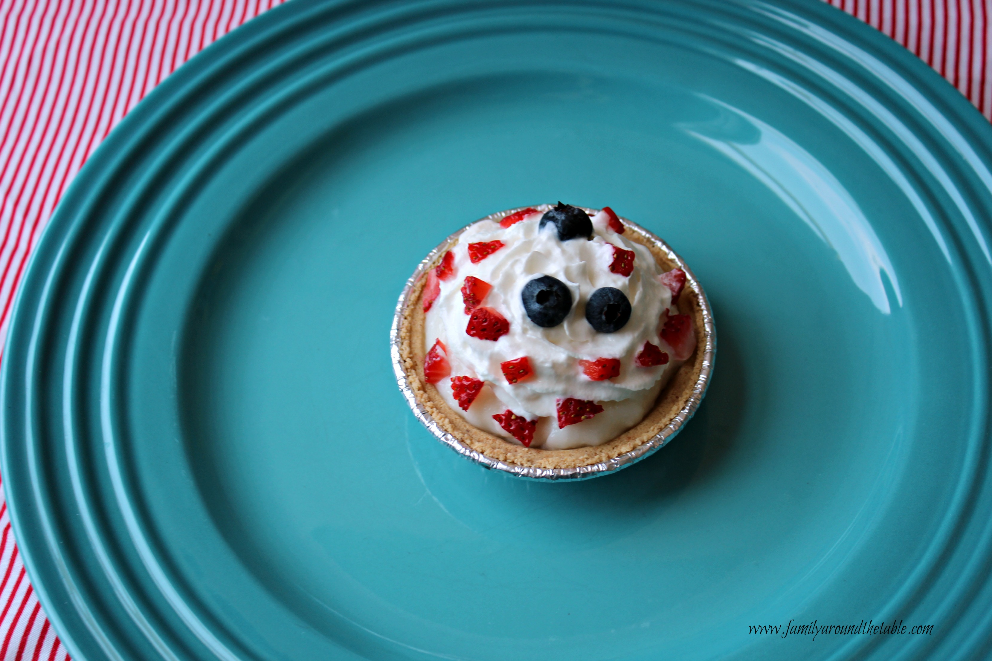 All American Patriotic Tart