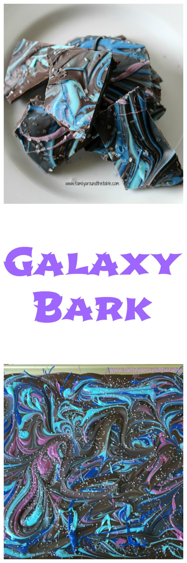 If you have Star Wars fans they will love this Galaxy Bark.