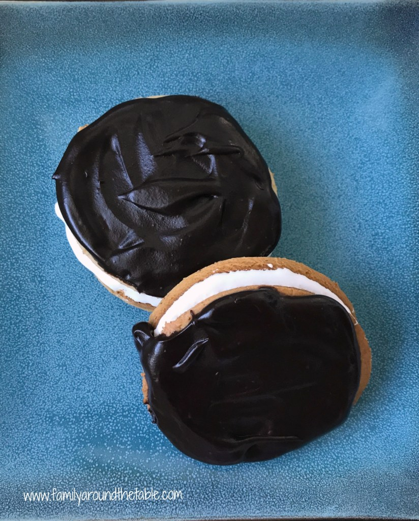 Homemade Moon Pies