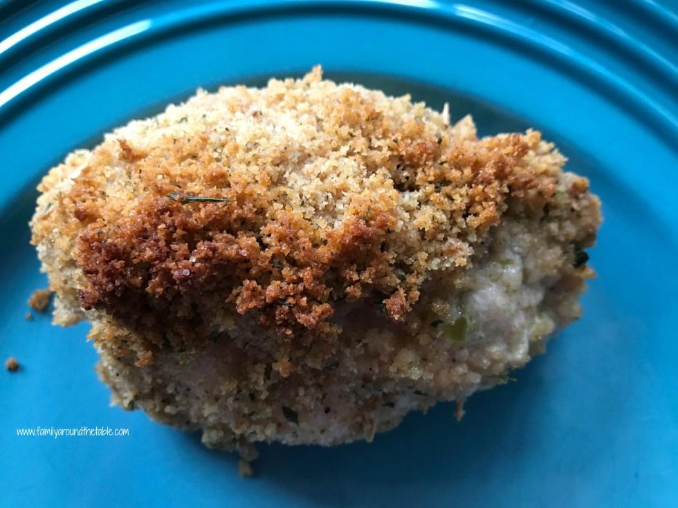 Chicken Cordon Bleu is pure comfort food.