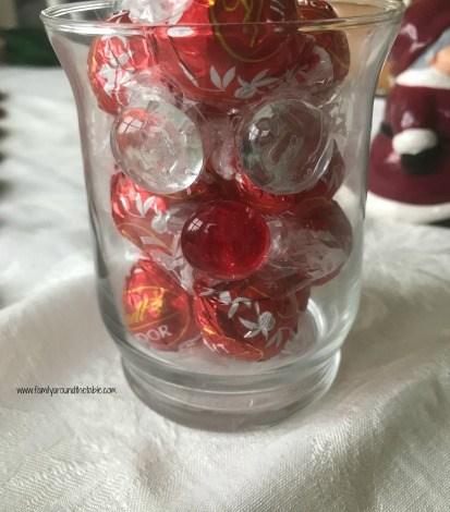DIY Reindeer Candy Dish