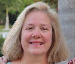 Food writer, recipe developer and influencer, Ellen Folkman.