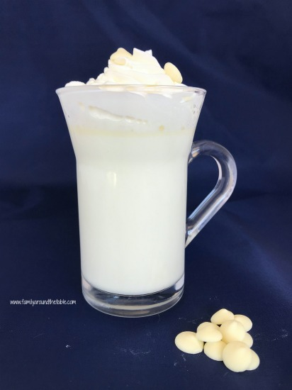 Winter White Hot Chocolate