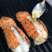 Herb Grilled Lobster Tails