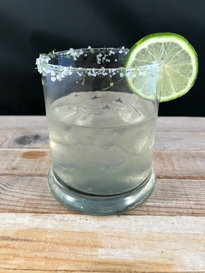 The Best Margarita Recipe is made fresh ingredients and quality tequila.