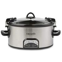 Crock-Pot 6 Qt, Stainless