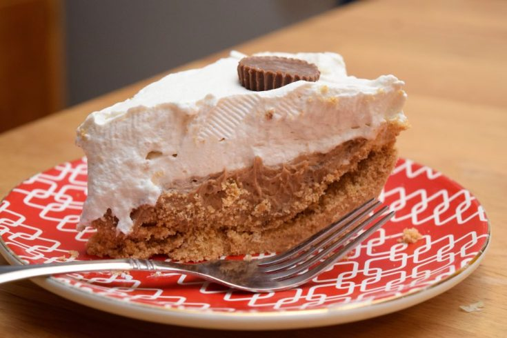 No-Bake Reese Peanut Butter Pie