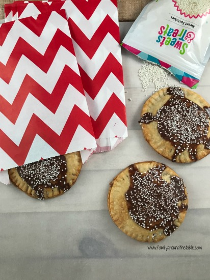 S'mores breakfast pastries are sure to be a hit. Tuck one into a lunch box for a special treat.