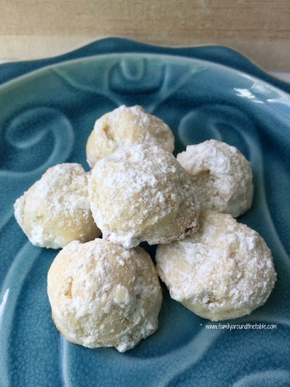 Lemon meltaway cookies are bursting with lemon flavor. Perfect for summer.