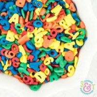 Quin Sprinkles: ABC 123
