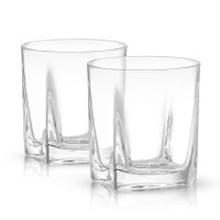 Luna Crystal Whiskey Glasses