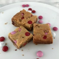 Valentine Brown Sugar Bars
