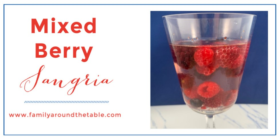 Mixed berry sangria is a refreshing beverage on a hot summer day.Mixed berry sangria is a refreshing beverage on a hot summer day.
