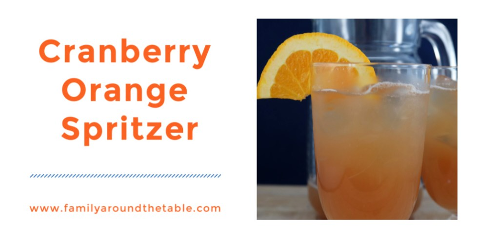 Cranberry Orange Spritzer Twitter image