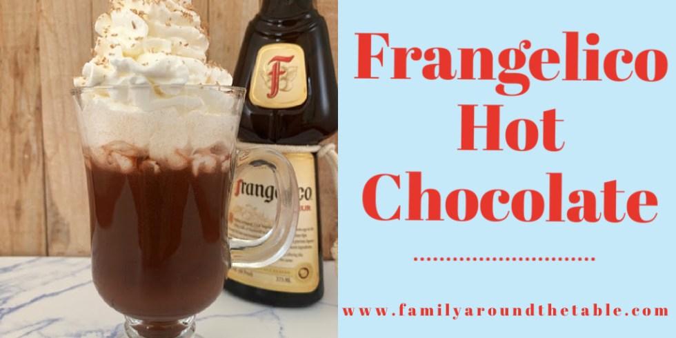 Frangelico Hot Chocolate Twitter image.