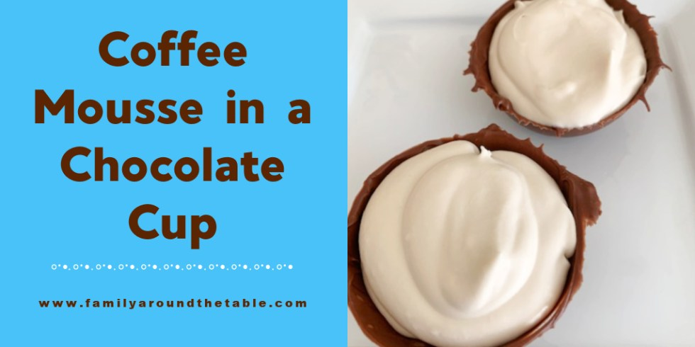 Coffee Mousse Twitter Image