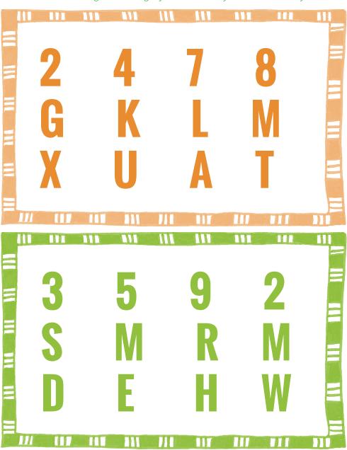 car-numbers