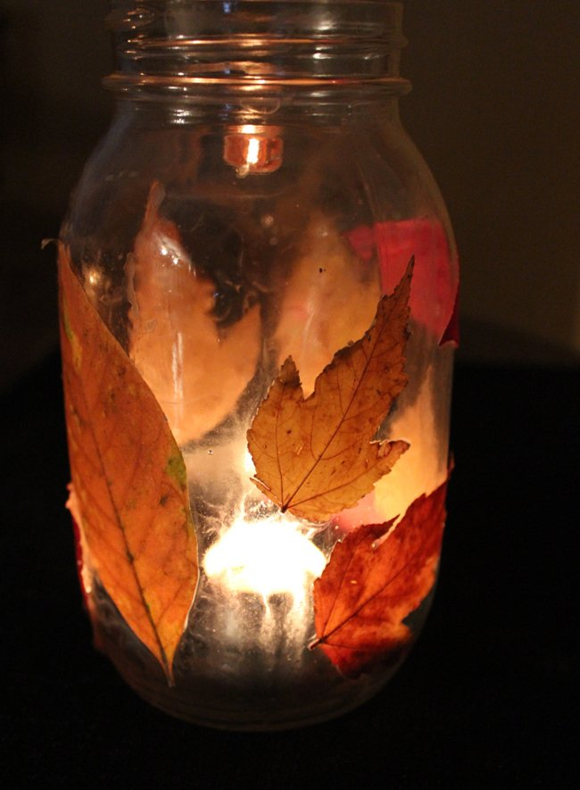 Leaf Lantern