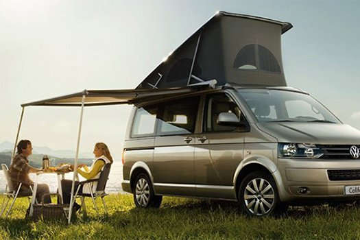 Modern Camper Van Road Trip For 2 Nights Only GBP3725 Per Person