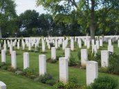 Canadian Military Cementary