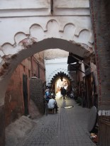Getting lost in the souks