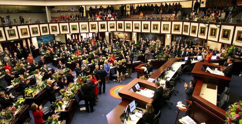 The Florida legislature