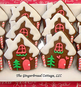 The Gingerbread Cottage, LLC - Booth 1205