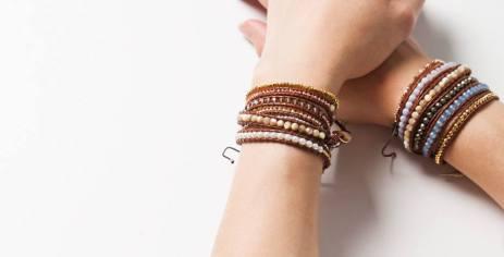 Wrap-Bracelets - Booth 612