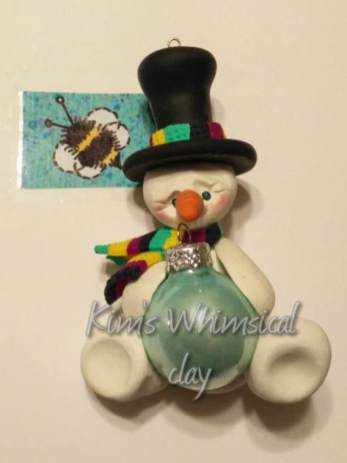 Kim's Whimsical Clay - Booth 747B