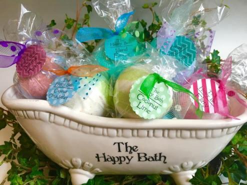Tha Happy Bath - Booth 421