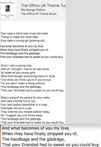 Handbags-and-Gladrags-lyrics-George-Webey iTunes