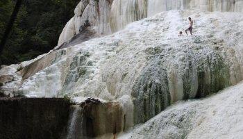 Tuscany-Waterfalls