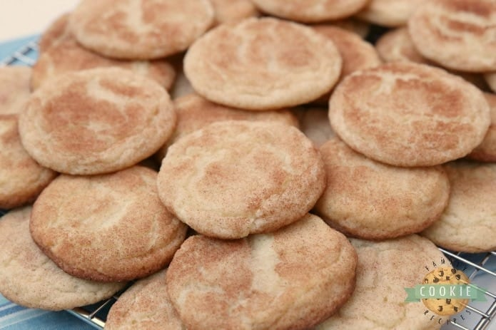 Best Snickerdoodle Recipe Family Cookie Recipes