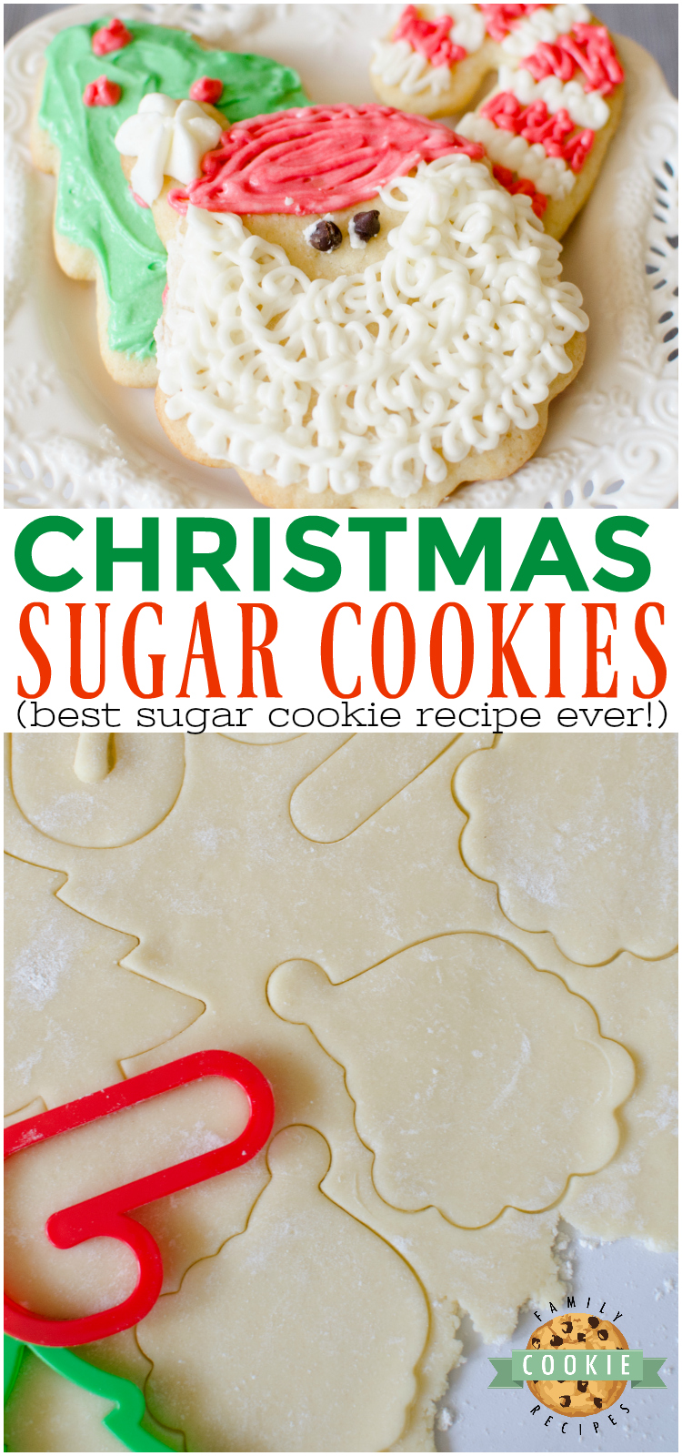 Christmas Sugar Cookie Recipe Family Cookie Recipes