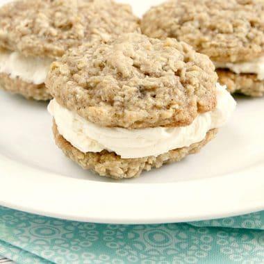 oatmeal cream pie cookies