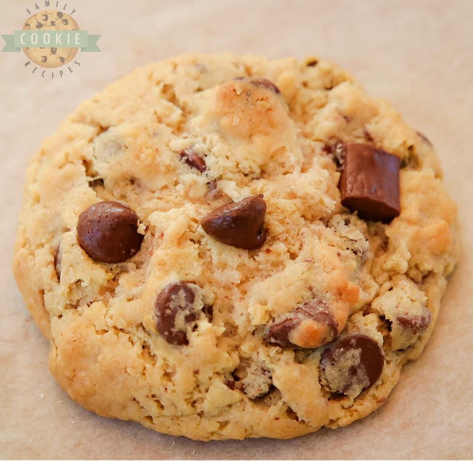 Best Ranger Cookie Cowboy Cookie recipe