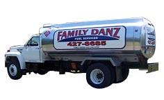 Ballston Spa NY Oil Truck