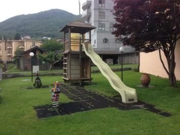 Ristorante Stazione Tesserete - Playground