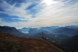 View on Motto Delle Croce and Lugano Valley*