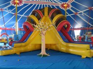 Bimbo Fun - One of the inflatables.