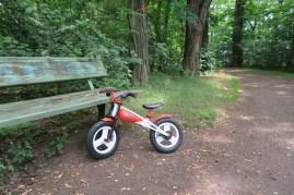 Wendenschloss Forrest // Ideal for bikes