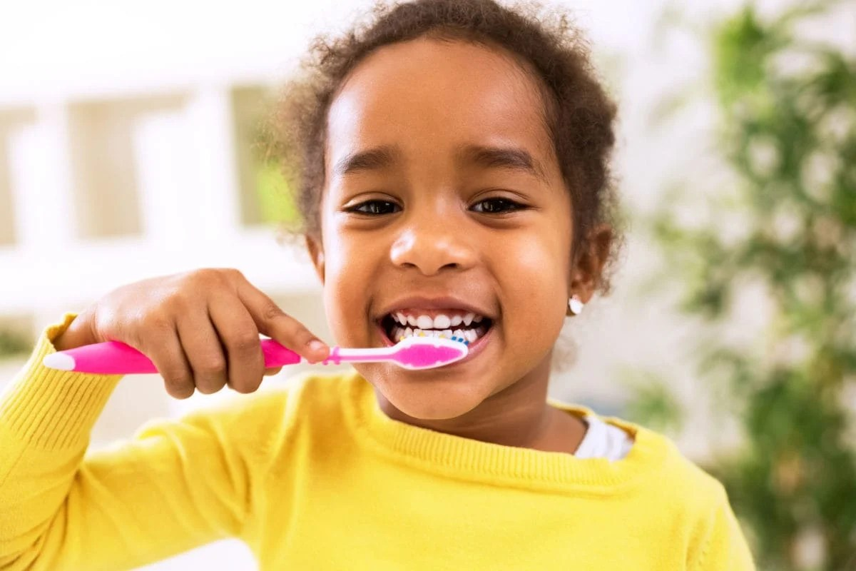 Dental Hygiene How To Care For Your Child S Teeth