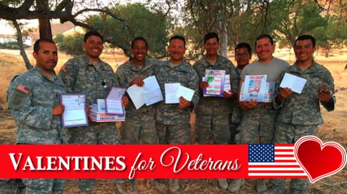 Valentines Day Veterans