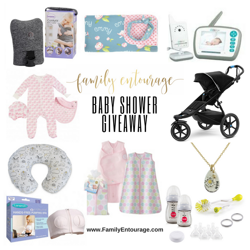 4403130d390 Items Perfect for Mom   Newborn! Plus  1000+ Baby Shower Giveaway ...