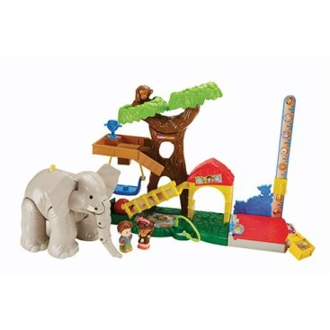 Gifts For Toddlers - Fisher-Price Little People Big Animal Zoo
