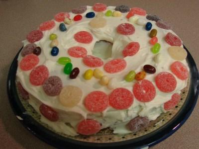Allergy Free Cake for Epiphany