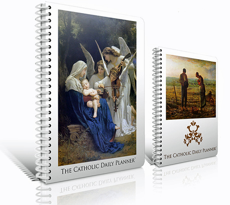 catholic planner discount code