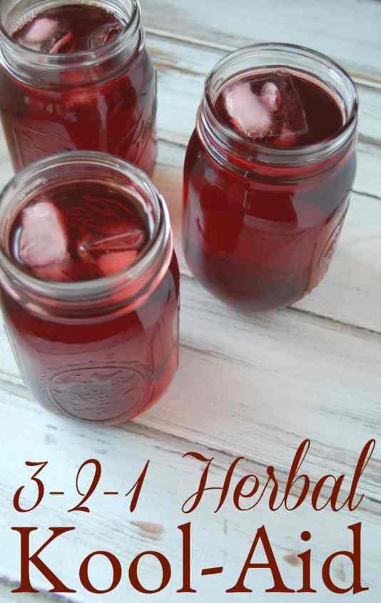 herbal tea kool-aid alternative