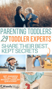 Raising toddlers can be overwhelming! Stop struggling and get your biggest toddler questions answered from the toddler experts! #raisingtoddlers #toddler #kidsandparenting #parenting